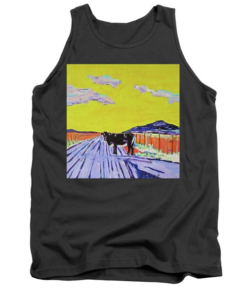 Backroads Abiquiu, New Mexico Tank Top