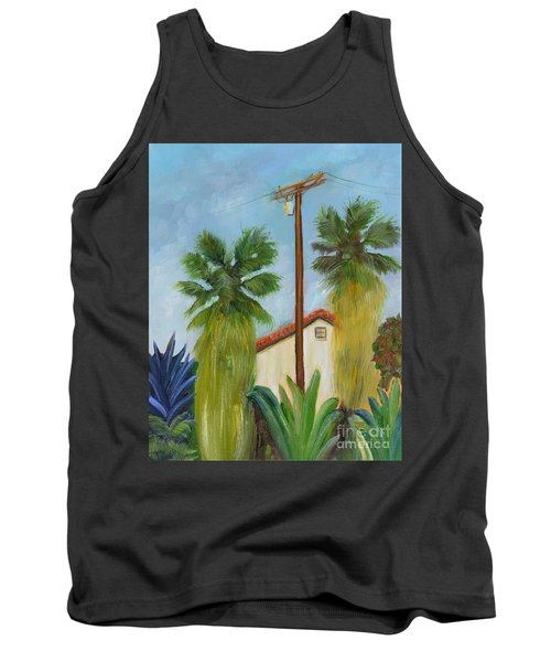 Backyard Tank Top