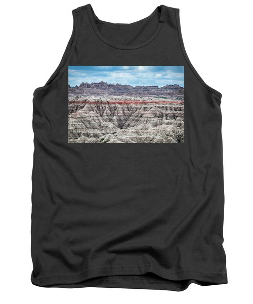 Badlands National Park Vista Tank Top