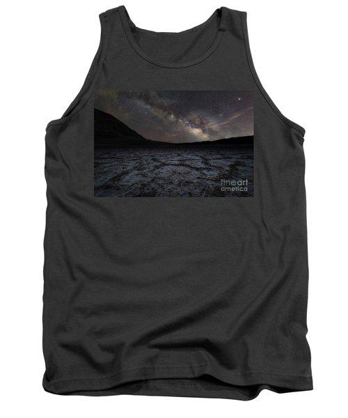 Badwater Basin Milky Way Tank Top