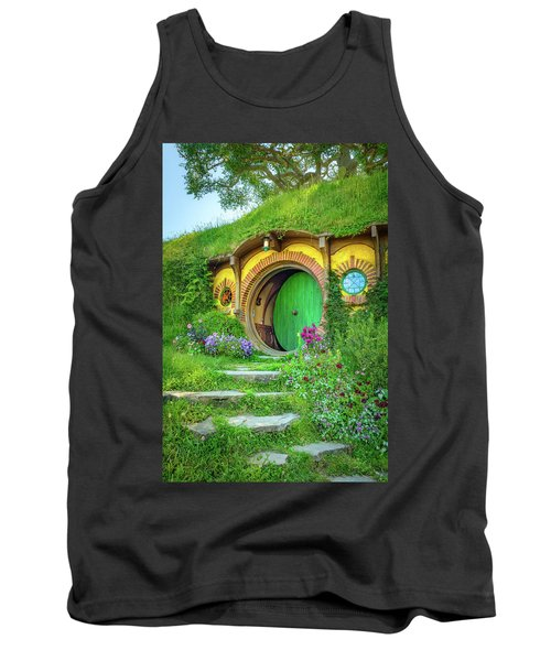 Bag End Tank Top by Racheal Christian