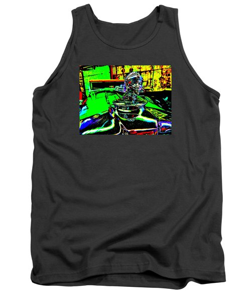 Bahre Car Show II 25 Tank Top