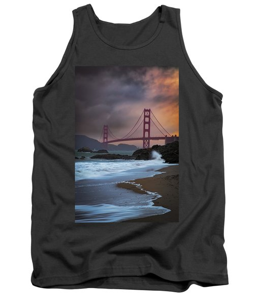 Baker's Beach Tank Top