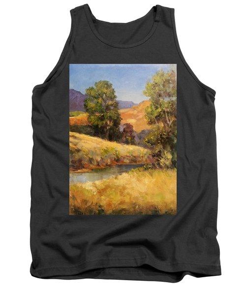 Bakesfield Creek Afternoon Tank Top