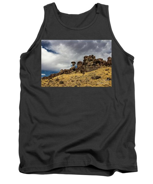 Balanced Rock Adventure Photography By Kaylyn Franks Tank Top