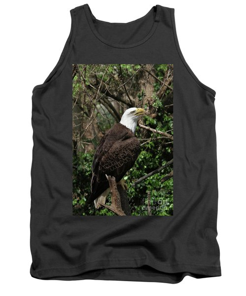 Bald Eagle #7 Tank Top