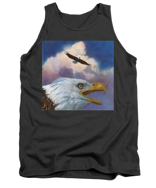 Bald Eagles Tank Top