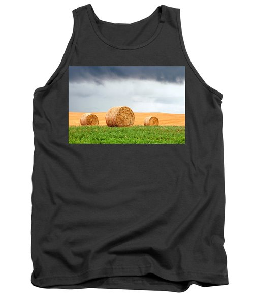 Bales And Layers Tank Top