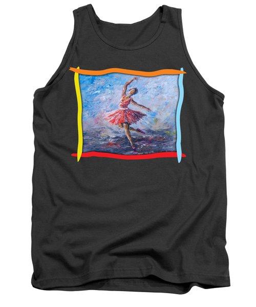 Ballet Dancer Tank Top