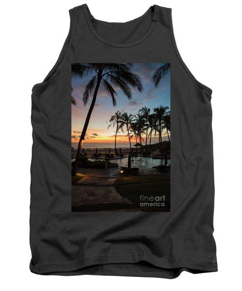 Bali Sunset Tank Top