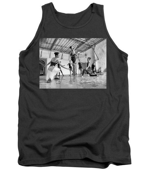 Ballet Practice - Havana Tank Top