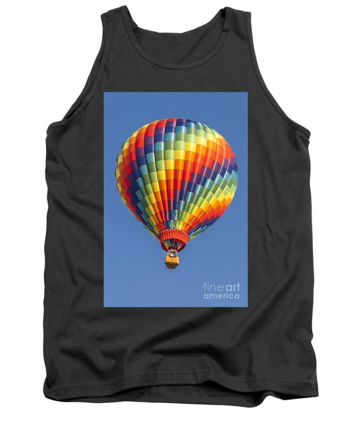 Ballooning In Color Tank Top by Anthony Sacco