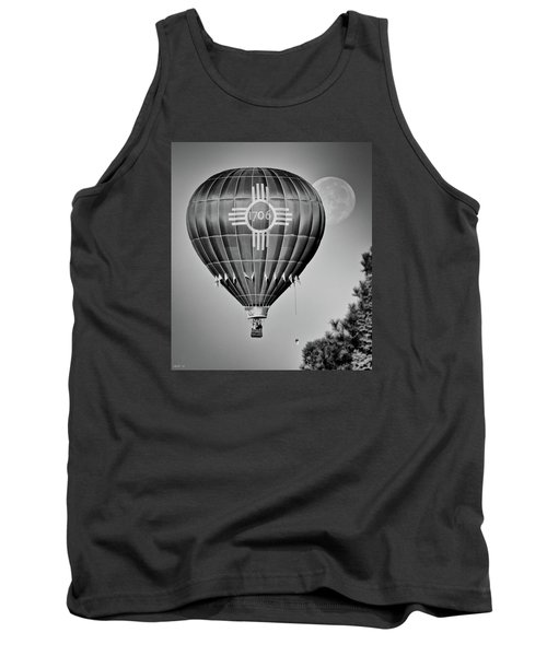 Ballunar Eclipse Tank Top by Kevin Munro