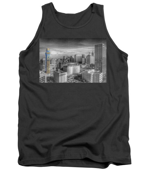 Baltimore Landscape - Bromo Seltzer Arts Tower Tank Top