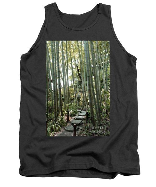 Bamboo Forest Tank Top