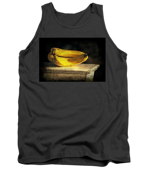Tank Top featuring the photograph Bananas Pedestal by Diana Angstadt