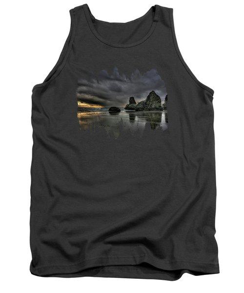 Bandon Beach Storm Tank Top