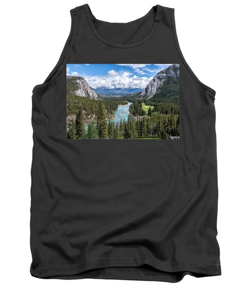 Banff - Golf Course Tank Top