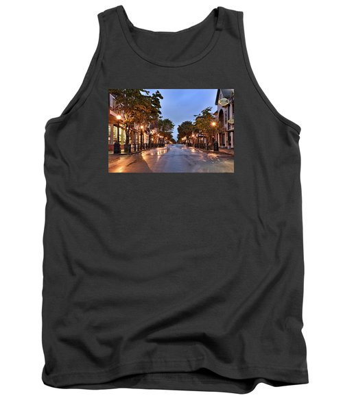 Bar Harbor - Maine Tank Top