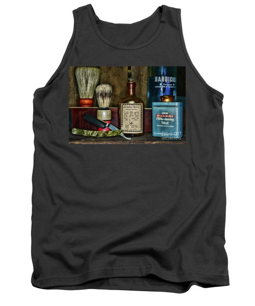 Barber-after The Shave Tank Top