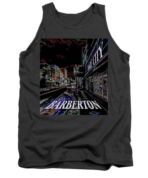 Barberton The Magic City Tank Top