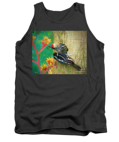 Barbet Nestlings Tank Top