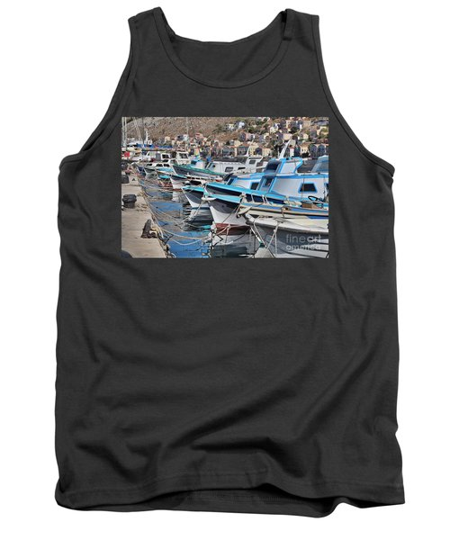Harbour Of Simi Tank Top