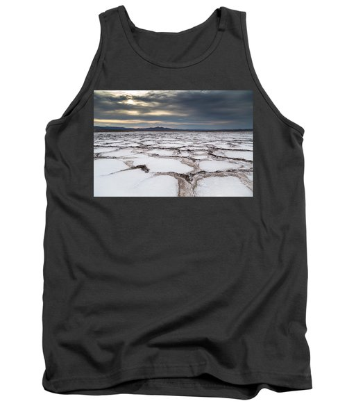 Tank Top featuring the photograph Bare And Boundless by Jason Roberts