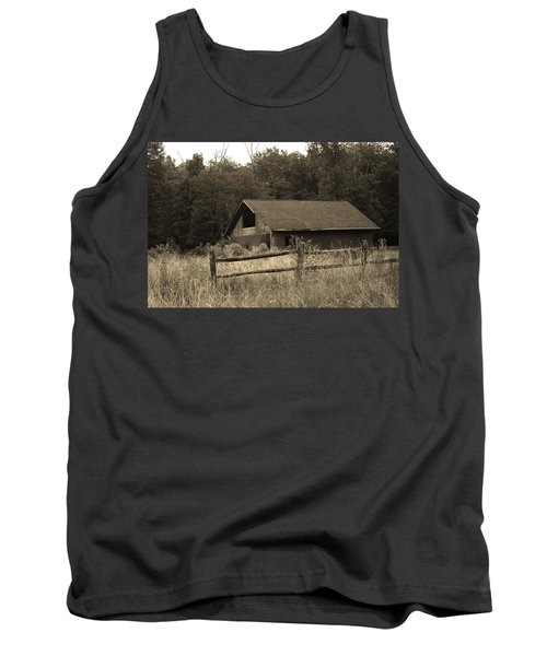 Barn And Fence Tank Top
