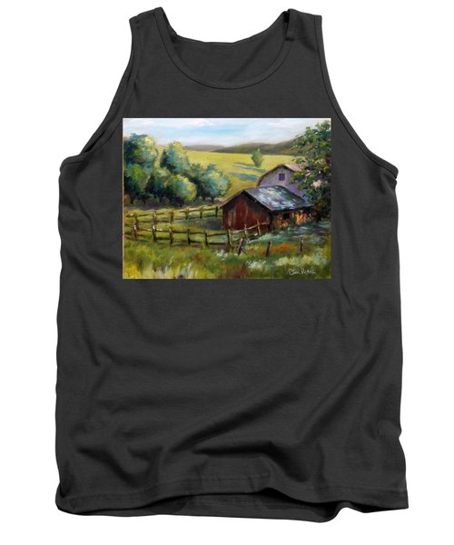 Barn And Field Tank Top