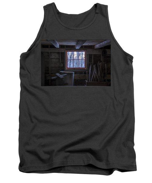 Barn Window II Tank Top