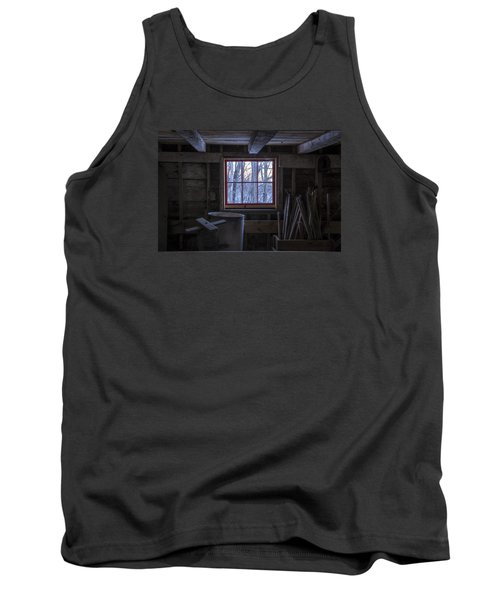 Barn Window II Tank Top