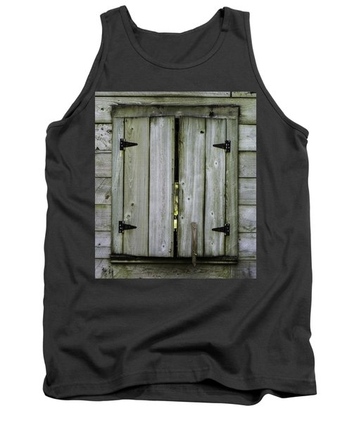 Barn Window, In Color Tank Top