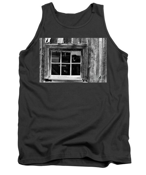 Barn Window Tank Top