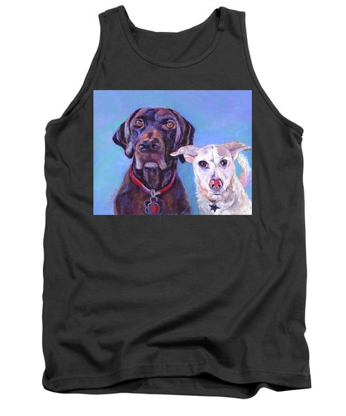 Barney And Casey Tank Top