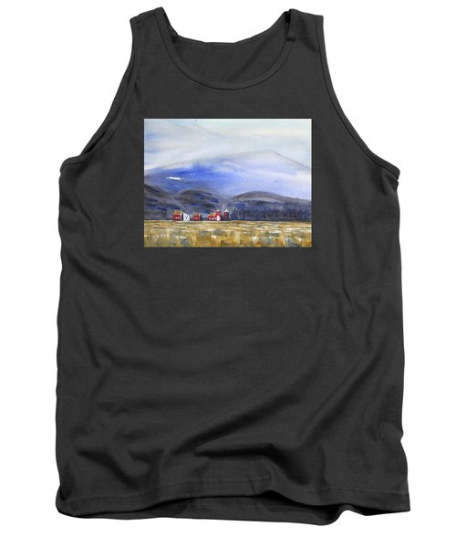 Barns In The Valley Tank Top