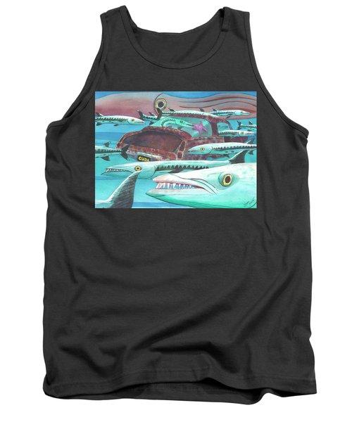 Barracuda Tank Top