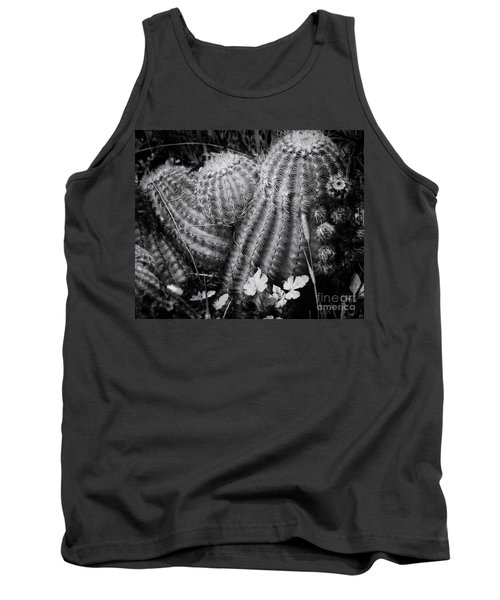 Barrel Cactus Tank Top by Toma Caul