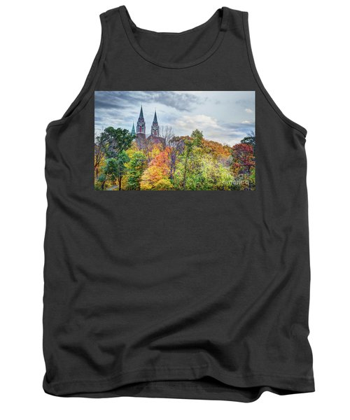 Basilica Of Holy Hill National Shrine Of Mary Tank Top