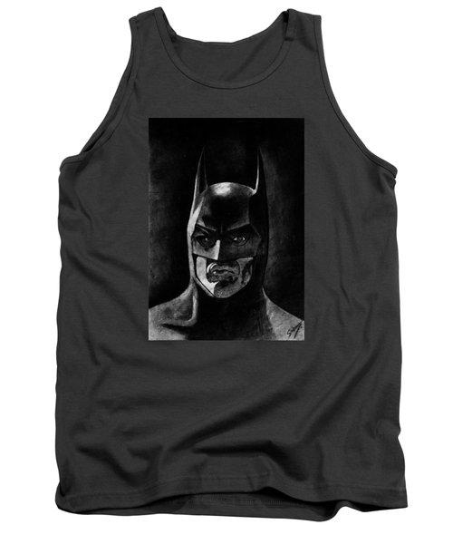 Batman Tank Top by Salman Ravish