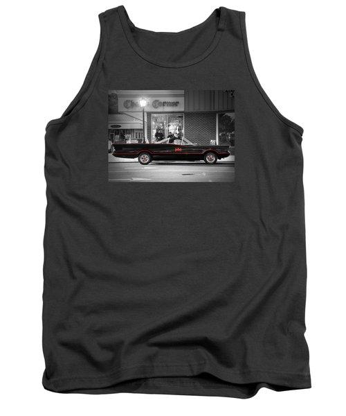 Tank Top featuring the photograph Batmobile by Nina Bradica
