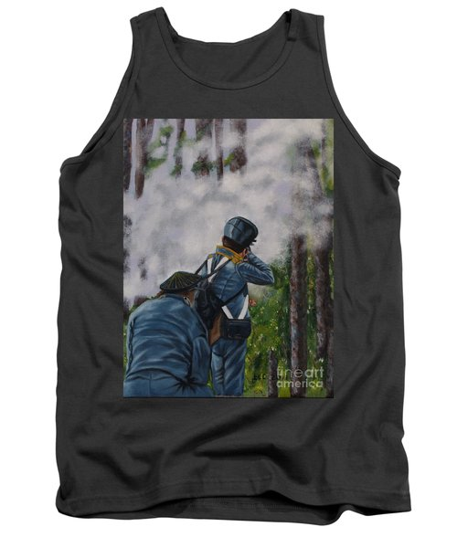 Battle Of Fort Dade Tank Top