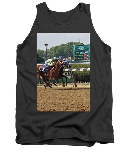 Battle To The Finish Tank Top