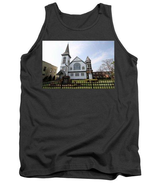 Bay Shore Methodist Episcopal Church Tank Top