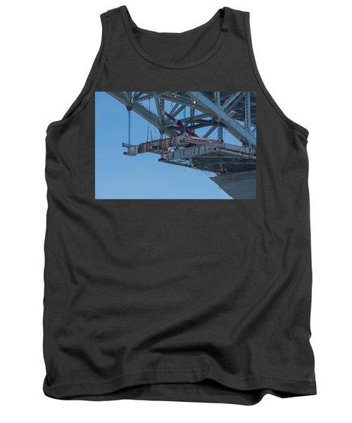Bayonne Bridge Raising 4 Tank Top