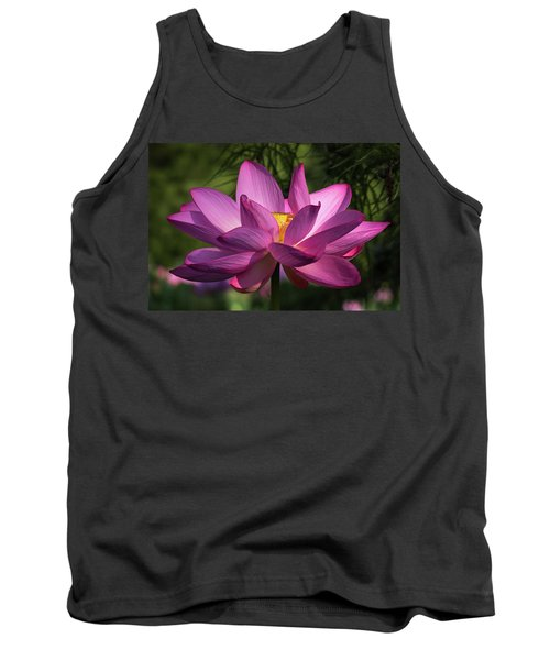 Be Like The Lotus Tank Top