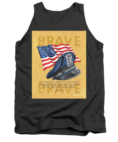 Be Strong Tank Top