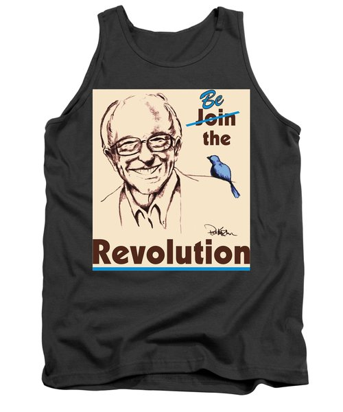Be The Revolution Tank Top