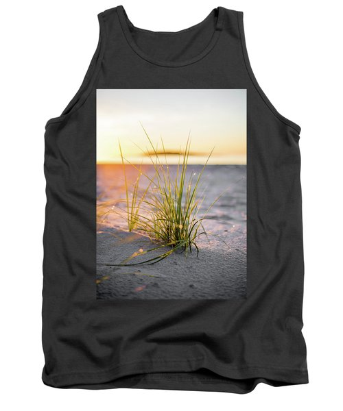 Beach Grass Tank Top