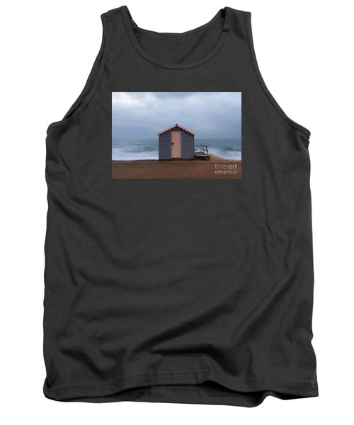 Beach Hut Tank Top